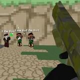 Игра Боевая Пиксель Арена: Яростный Человек
