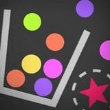 Игра Вытолкни Цветные Шарики
