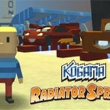 Игра Когама: Радиатор Спрингс
