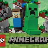 Игра Лего Майнкрафт