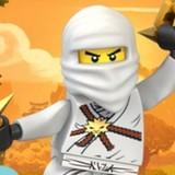Игра Лего Ниндзяго Раскраска