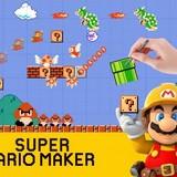 Игра Супер Марио Мейкер