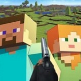 Игра Майнкрафт Пиксельная Полиция
