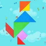 Игра Танграм для Детей