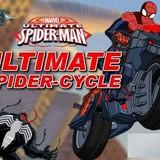 Игра Совершенный Человек-паук: Спайдерцикл
