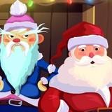 Игра Полет Деда Мороза