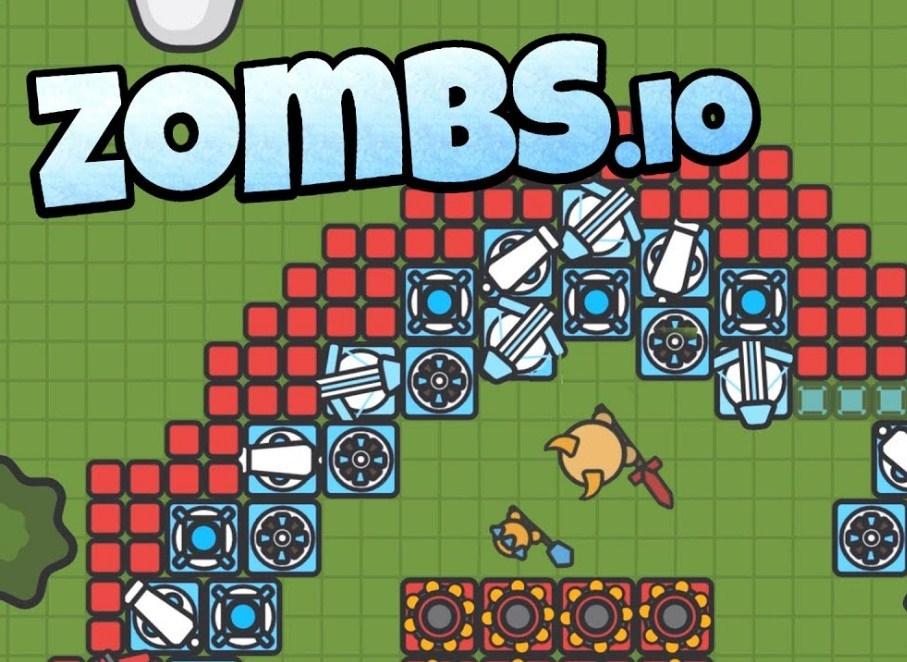Игра Zombs.io | Зомби ио