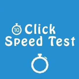 Игра Тест Скорости Кликов / Click Speed Test