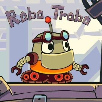 Игра Робо Тробо - Играть Онлайн!