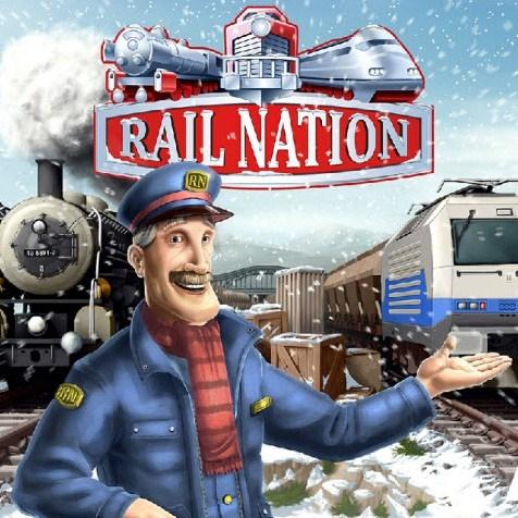 Игра Стратегия: Rail Nation