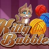 Игра Пузыри Китти