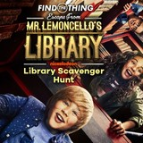 Игра Побег из Библиотеки Лимончелло