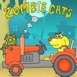Игра Зомби Кошки