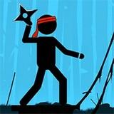 Игра Стикмен: Последний Ниндзя