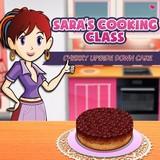 Кулинарный Класс Сары: Вишневый Пирог