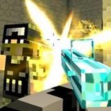Игра Майнкрафт Пиксельная Война