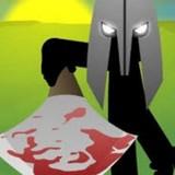 Игра Стикмен: Убей Спартанца