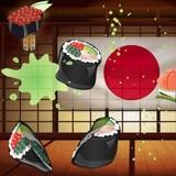 Игра Суши Ниндзя