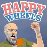 Игра Happy Wheels
