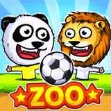 Игра Футбол Головами в Зоопарке