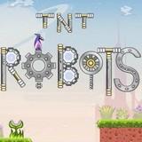 Игра ТНТ Роботы