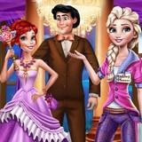 Игра Принцессы: Свадебные Приготовления