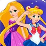 Игра Принцессы: Соревнование Косплеев