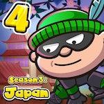 Игра Воришка Боб 4: Сезон 3 Япония