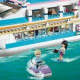 Игра Лего Френдс: Водные Лыжи