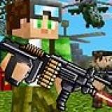 Игра Combat Pixel Arena 3D: Fury Man