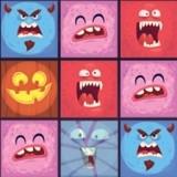 Игра Хэллоуин: Три в Ряд