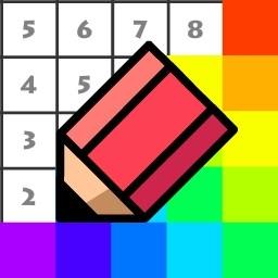 Игра Раскраски по Клеточкам - Играть Онлайн!