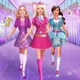 Игра Барби: Барби в Школе