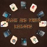 Игра Черно Белый Маджонг
