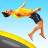 Игра Прыжки на Батуте