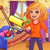 Игра Уборка Дома для Девочек