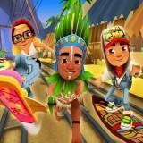 Игра Сабвей Cерф: Гавайи