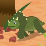Игра Пробежка Динозавра