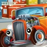 Игра Пазл: Машина