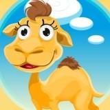 Игра Пазл: Верблюжонок