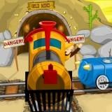 Игра Поезд Золотоискателя