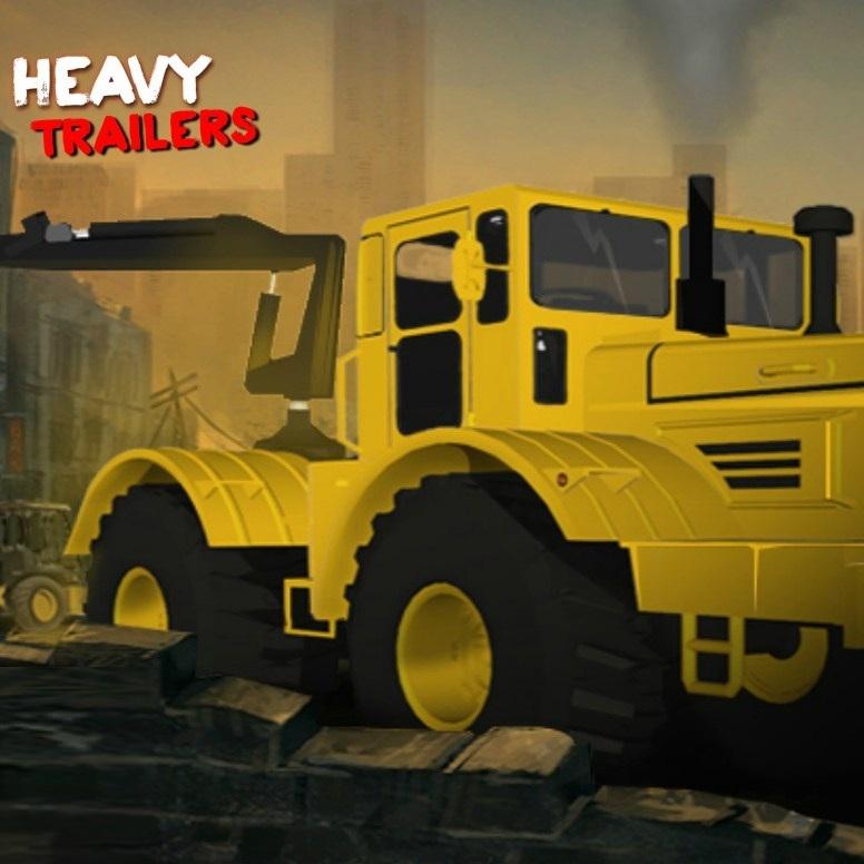 Игра Тяжелый Трактор - Играть Онлайн!