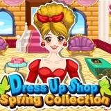 Игра Магазин Одежды: Весенняя Коллекция