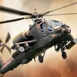 Игра Вертолёт: Профессиональное Преследование