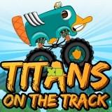 Игра Подопытные: Титаны на Трассе