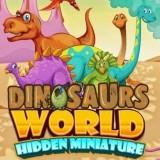 Игра Мир Динозавров Скрытая Миниатюра