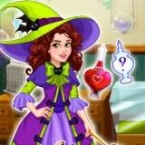 Игра Магический Магазин Оливии