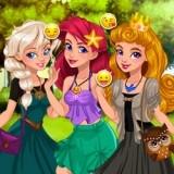 Игра Косплей Принцесс