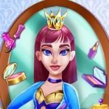 Игра Принцесса Льда: Реальный Макияж