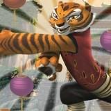 Игра Кунг-Фу Панда: Прыжки Тигрицы